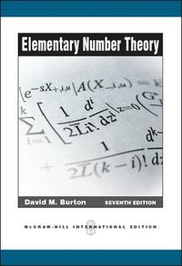 Elementary number theory (intl ed)