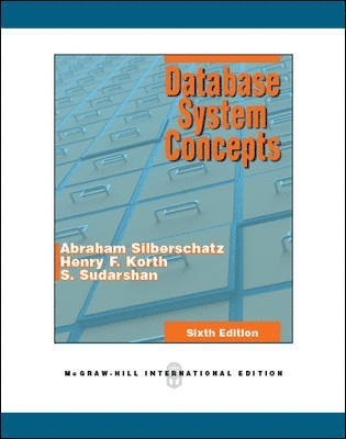 bokomslag Database System Concepts (Int'l Ed)