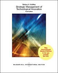 bokomslag Strategic Management of Technological Innovation