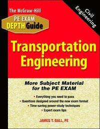 bokomslag Transportation Engineering