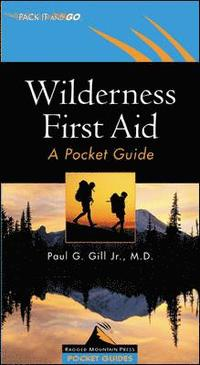 bokomslag Wilderness First Aid: A Pocket Guide