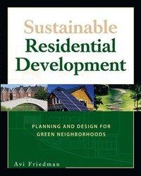 bokomslag Sustainable Residential Development