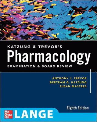 bokomslag Katzung & Trevor's Pharmacology Examination and Board Review