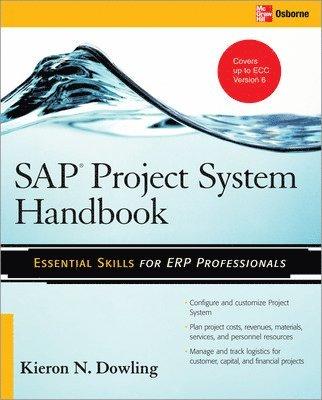 bokomslag SAP Project System Handbook: Essential Skills for Database Professionals