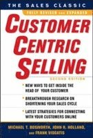 bokomslag CustomerCentric Selling, Second Edition