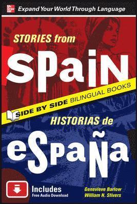 bokomslag Stories from Spain/Historias de Espana, Second Edition