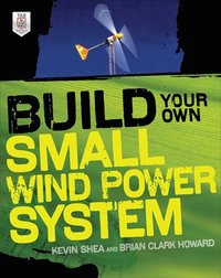 bokomslag Build Your Own Small Wind Power System