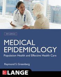 bokomslag Medical Epidemiology: Population Health and Effective Health Care