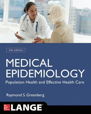 bokomslag Medical Epidemiology: Population Health and Effective Health Care