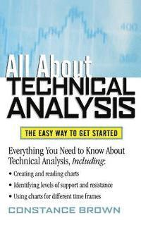 bokomslag All about Technical Analysis: The Easy Way to Get Started