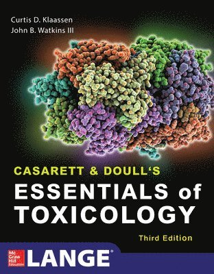 bokomslag Casarett & doulls essentials of toxicology, third edition