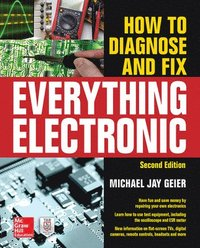 bokomslag How to Diagnose and Fix Everything Electronic, Second Edition