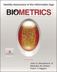 bokomslag Biometrics