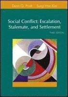 bokomslag Social Conflict