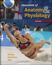 bokomslag Essentials of Anatomy & Physiology