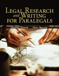 bokomslag Legal Research and Writing for Paralegals