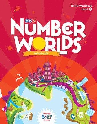 bokomslag Number Worlds Level G, Student Workbook Multiplication (5 pack)