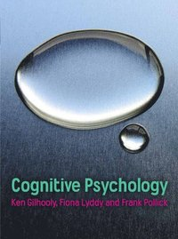 bokomslag Cognitive Psychology