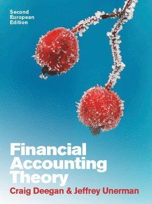 bokomslag Financial Accounting Theory: European Edition