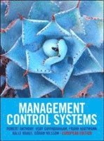 bokomslag Management control systems: european edition - european edition