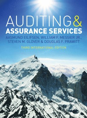 bokomslag Auditing & assurance services, third international edition with acl softwar