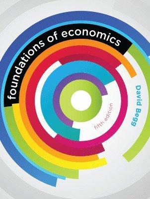 bokomslag Foundations of Economics