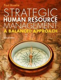 bokomslag Strategic Human Resource Management: A Balanced Approach