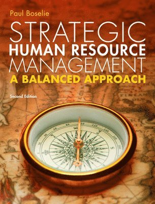 bokomslag Strategic Human Resource Management: A Balanced Approach
