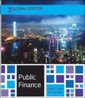 bokomslag Public Finance: Global Edition