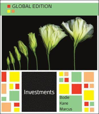 bokomslag Investments Global Edition by Bodie, Kane and Marcus