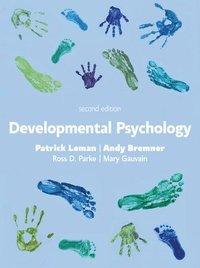 bokomslag Developmental Psychology