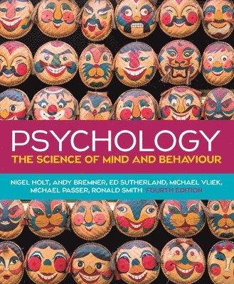 bokomslag Psychology: The Science of Mind and Behaviour 4e