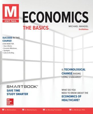 bokomslag M: economics, the basics
