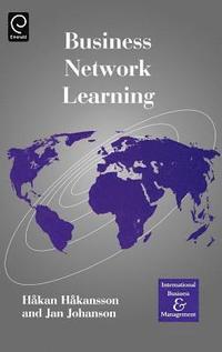 bokomslag Business Network Learning