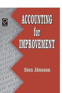 bokomslag Accounting for Improvement