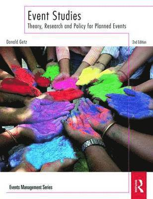 bokomslag Event Studies: Theory, Research and Policy for Planned Events