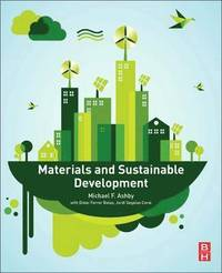 bokomslag Materials and Sustainable Development