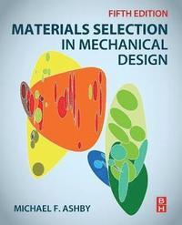 bokomslag Materials Selection in Mechanical Design