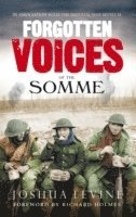 bokomslag Forgotten Voices of the Somme