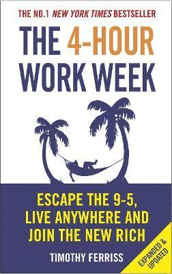 bokomslag 4-hour work week - escape the 9-5, live anywhere and join the new rich