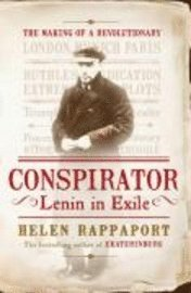 bokomslag Conspirator