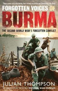 bokomslag Forgotten Voices of Burma