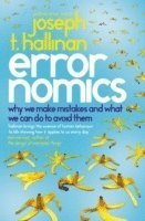 bokomslag Errornomics - why we make mistakes and what we can do to avoid them