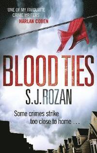 bokomslag Blood Ties