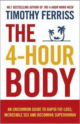 bokomslag The 4-Hour Body