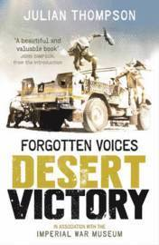 bokomslag Forgotten Voices: Desert Victory