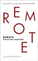 bokomslag Remote: Office Not Required