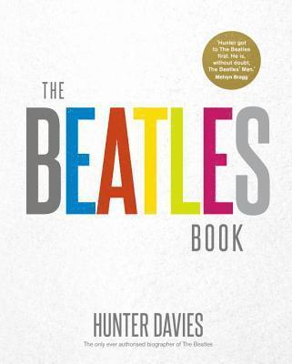 bokomslag Beatles book