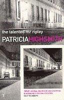 bokomslag The Talented Mr Ripley