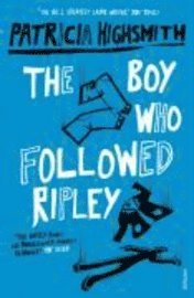 bokomslag The Boy Who Followed Ripley